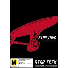 Star Trek I To X Box Set DVD 12Disc