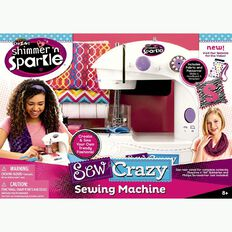 Shimmer n Sparkle Sewing Machine - Exclusive