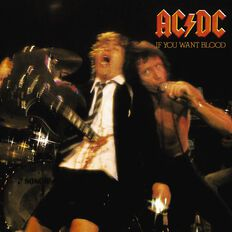 If You Want Blood Youve Got it Vinyl by AC/DC 1Record