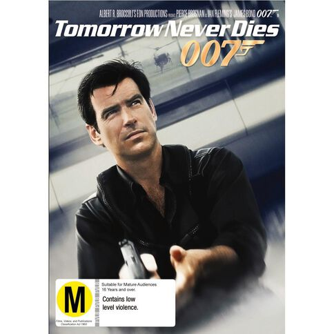 Tomorrow Never Dies 2012 Version DVD 1Disc