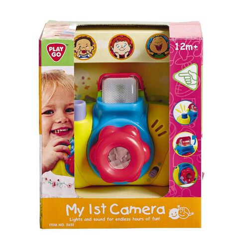 Playgo My 1st Camera