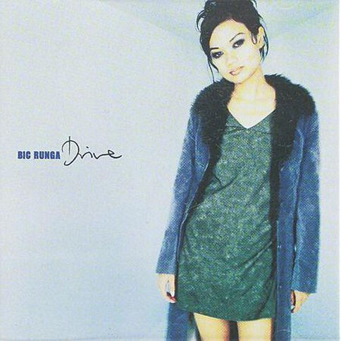 Drive CD by Bic Runga 1Disc