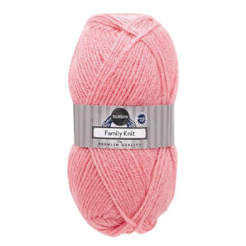 Rosie's Studio Family Yarn Double Knit Pink Fondant 50g