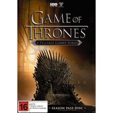 PC Games Game of Thrones Season 1