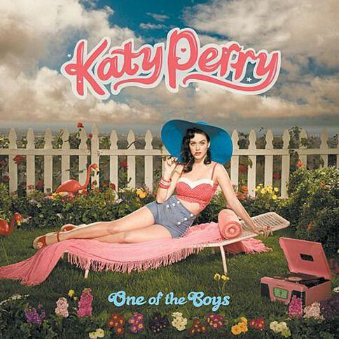 One Of The Boys CD by Katy Perry 1Disc