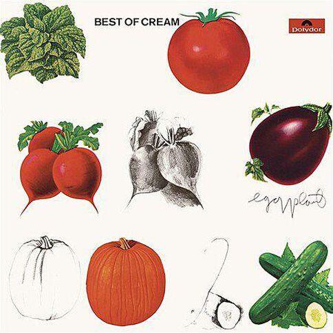 Best of Vinyl by Cream 1Record