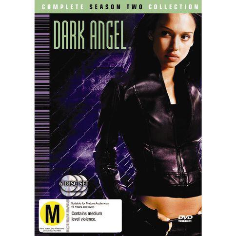Dark Angel Season 2 DVD 6Disc