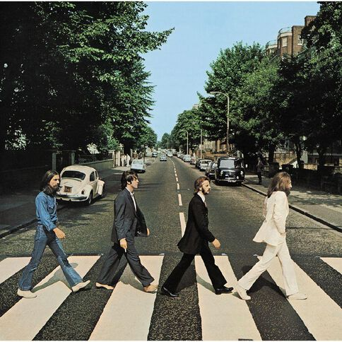 Abbey Road Vinyl by The Beatles 1Record
