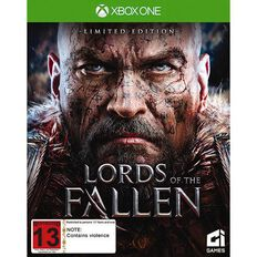 XboxOne Lords of the Fallen
