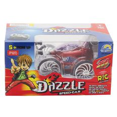Play Studio Dazzle 360 Remote Control Speed Car with Light Assorted