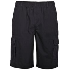 Match Elastic Waist Cargo Shorts