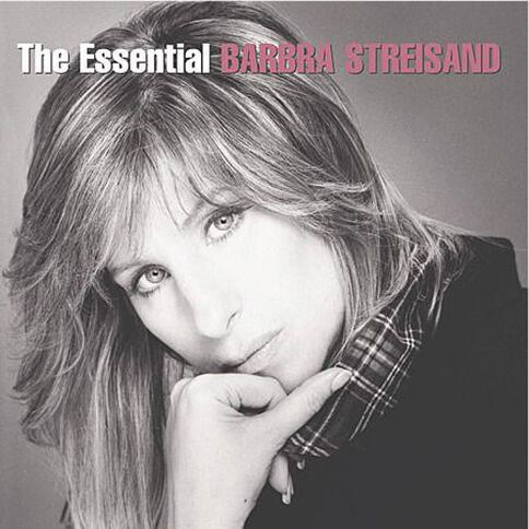 The Essential CD by Barbra Streisand 2Disc