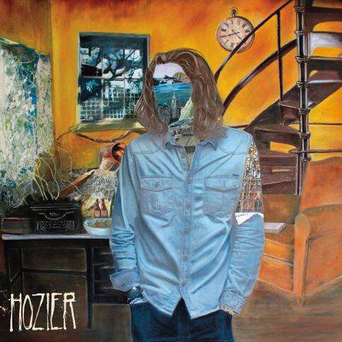 Hozier CD by Hozier 1Disc