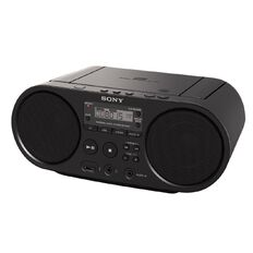 Sony Radio Boombox with CD and USB Playback