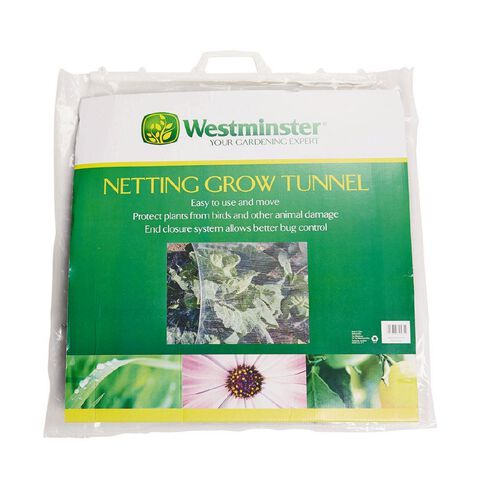 Westminster Netting Grow Tunnel 3m L x 50cm W x 40cm H