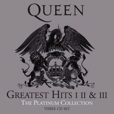 The Platinum Collection CD by Queen 3Disc