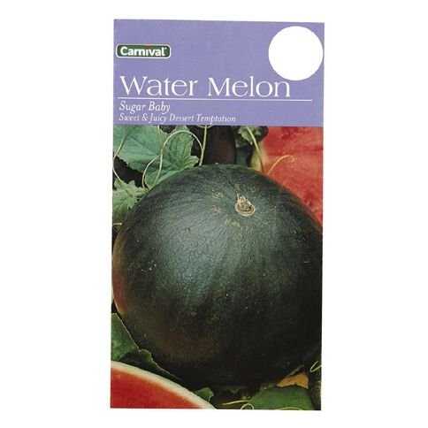 Carnival Water Melon Seeds