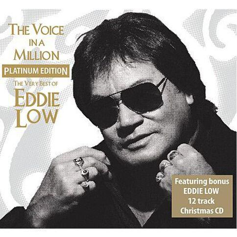 The Voice in a Million: Platinum Edition by Eddie Low 2CD