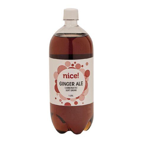 Nice Ginger Ale 1.25L