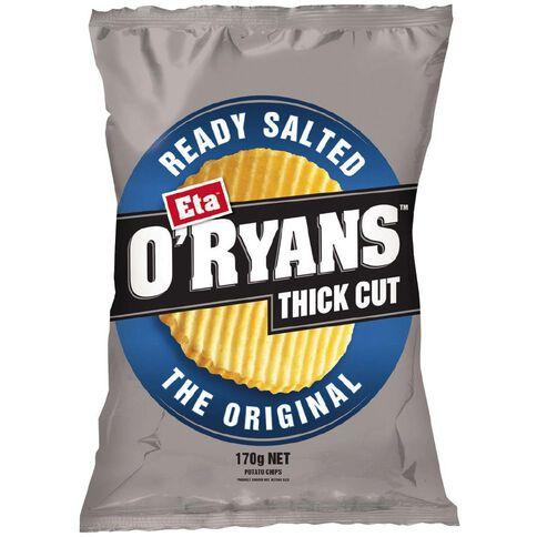 Eta O'Ryans Ready Salted 170g