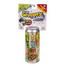 Grossery Gang Soda 4 Pack Assorted
