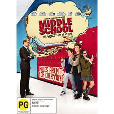Middle School DVD 1Disc