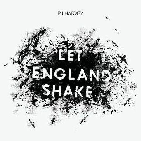 Let England Shake Vinyl by PJ Harvey 1Record