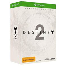 XboxOne Destiny 2 Limited Edition