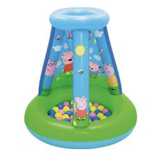 Peppa Pig Inflatable Playland with 15 Balls