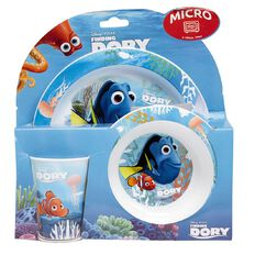 Finding Dory Microwave Set 3 Piece