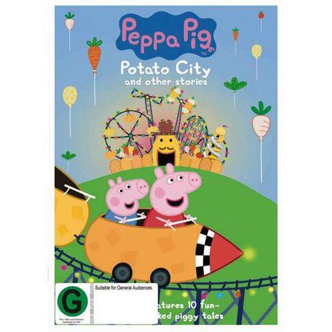 Peppa Pig Potato City DVD 1Disc