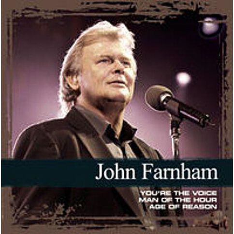 Collections CD by John Farnham 1Disc