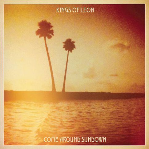 Come Around Sundown CD by Kings Of Leon 1Disc