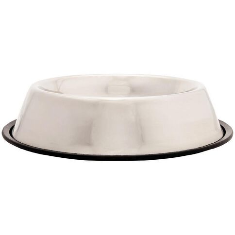 Petzone Non Skid Stainless Steel Pet Bowl 1.4L