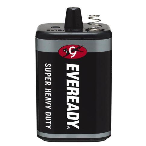 Eveready Super Heavy Duty Lantern Battery 6 Volt