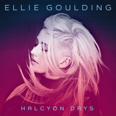 Halcyon Days CD by Ellie Goulding 1Disc