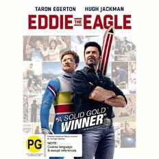 Eddie the Eagle DVD 1Disc