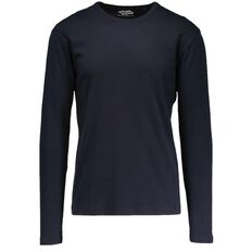 Urban Equip Plain Crew Neck Long Sleeve Tee