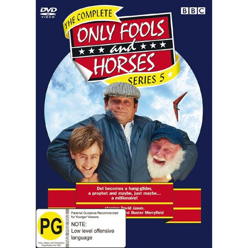 Only Fools And Horses Complete Series 5 DVD 1Disc