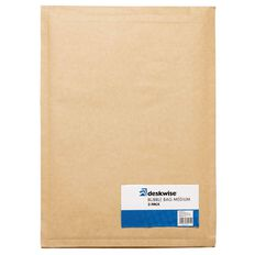 Deskwise Bubble Bag Medium 3 Pack