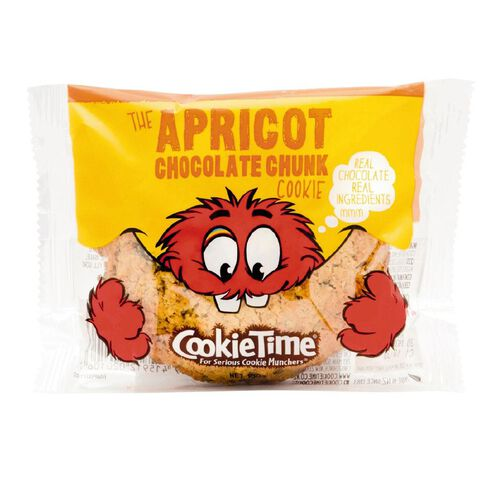 Cookie Time Apricot Chocolate