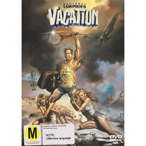 National Lampoons Vacation DVD 1Disc