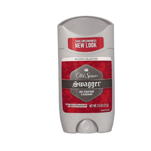 Old Spice Red Zone Antiperspirant Deodorant Stick Swagger 73g