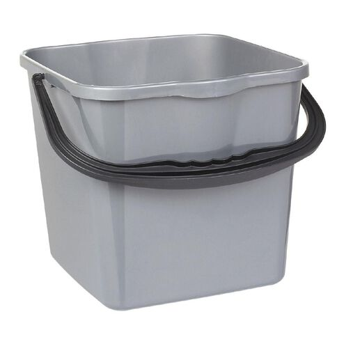 Square Bucket 12L Assorted