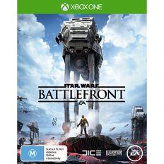 XboxOne Star Wars Battlefront