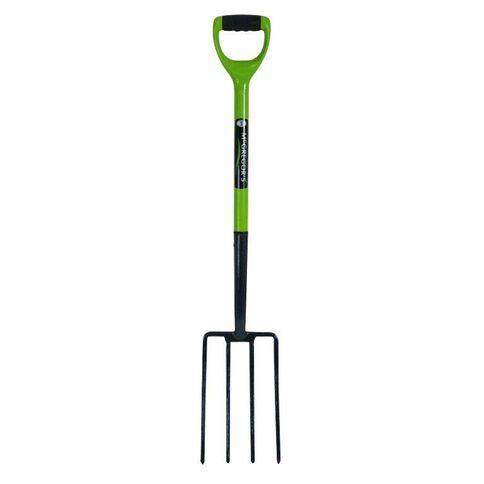 McGregor's Carbon Steel Ergo Fork with Forward Facing Grip