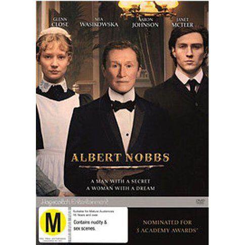 Albert Nobbs DVD 1Disc