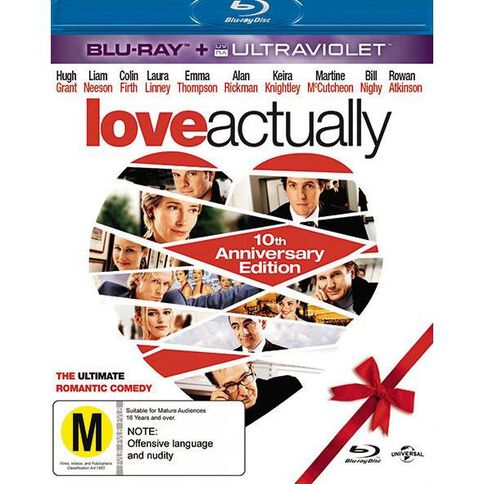 Love Actually 10th Anniversary Blu-ray 1Disc