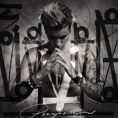 Purpose (Deluxe Edition) CD by Justin Bieber 1Disc