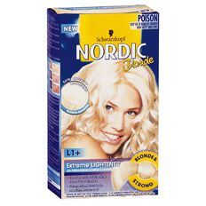 Schwarzkopf Nordic Blonde L1+ Extreme Lightener